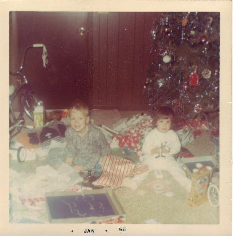 A Holiday Blast from My Past