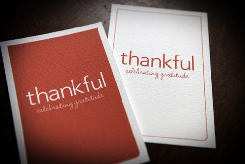 Project: A Gratitude Album for the Holidays