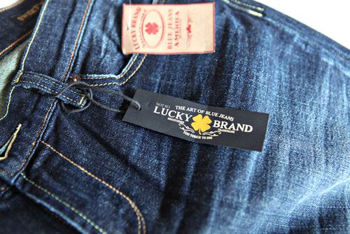 When my Lucky jeans' luck ran out