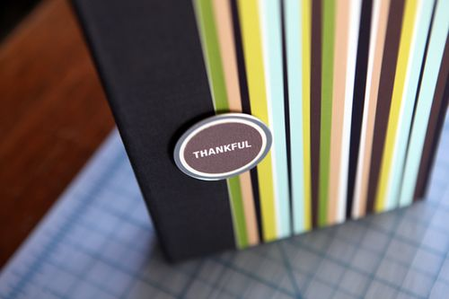 My Thankful Album Project 2011