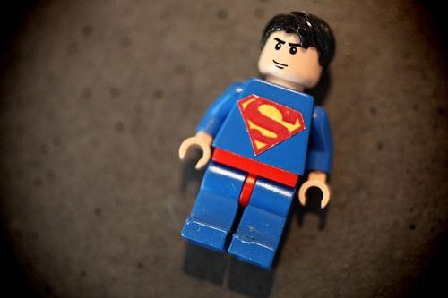 I am Superman… right?