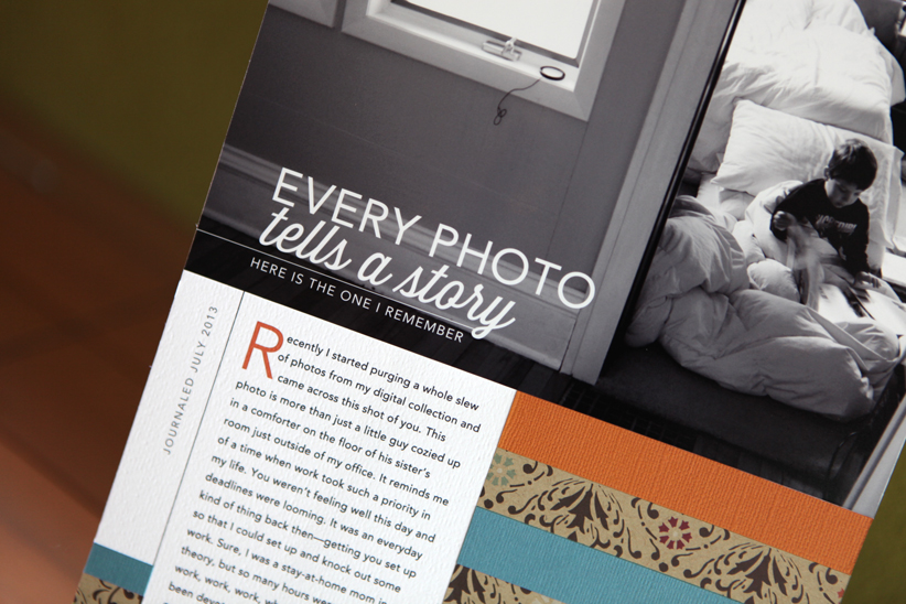 Hybrid Layout Share: Every Photo Tells a Story + free template download & step-by-step video