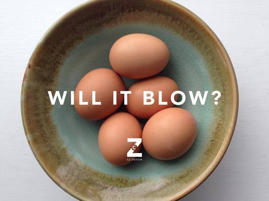 Will it blow?