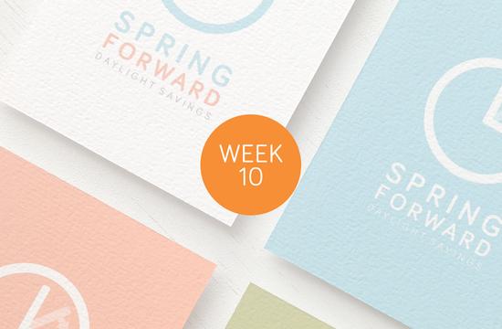 Project Life, Week Ten