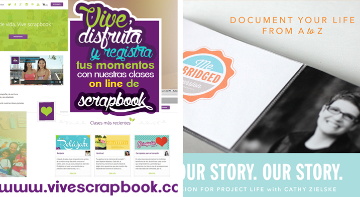 Sponsor Giveaway: Vive Scrapbook, Big Picture Classes