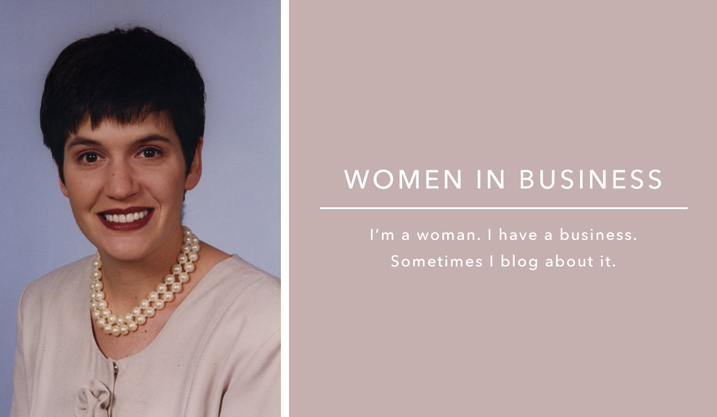 So you wanna be a blogger? I have some tips for you. (A women in business post)