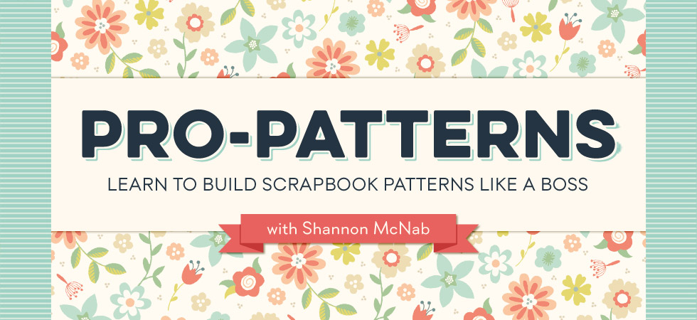 Sponsor Giveaway: Learn how to make patterns like a boss with Scotty Girl Design