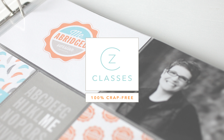 cathyzielske.com | CZ Classes