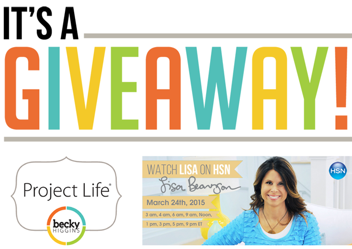 Fabulous Project Life Grab Bag… up for grabs!