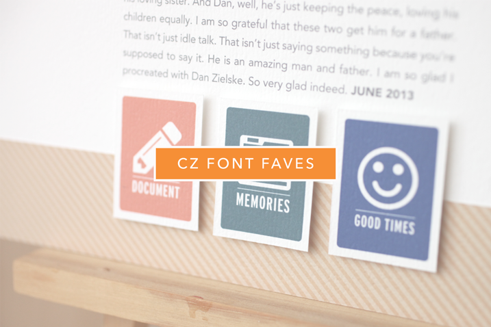 Introducing Font Faves, a new blog series