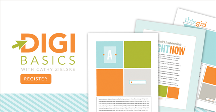 Digi Basics with Cathy Zielske