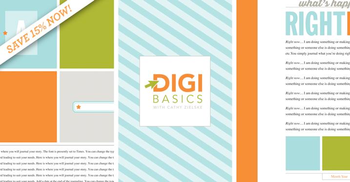 digi basics with Cathy Zielske