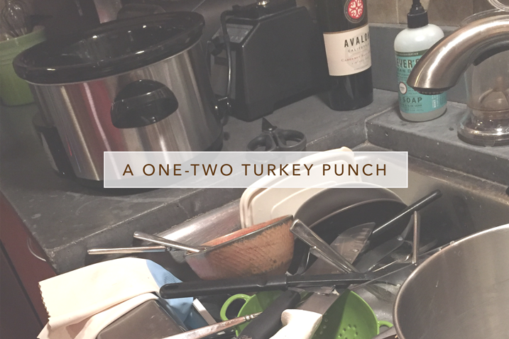 I'm no foodie, but…getting the most out of a turkey roast