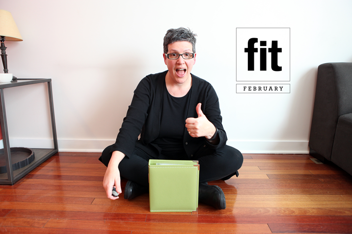 Fit Field Report: forecasting a Fit February