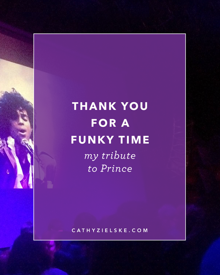 Thank you for a funky time