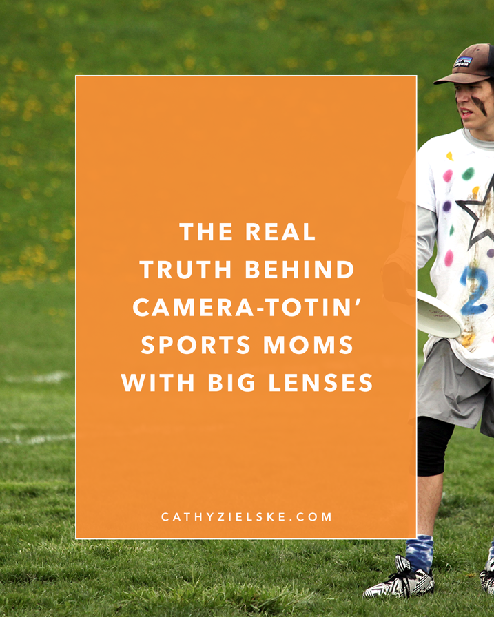 I've long been a fan of watching my kids play sports, but I realized recently that a camera-shy teen-aged boy doesn't seem to mind when Mom busts out the big lens for shooting sports stuff. Click to read more on my thoughts about what sports really means to this camera-toting mama.