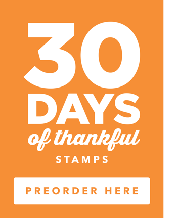 30 Days of Thankful is an annual mini album project designed to help you document all that is good in life. Click through to learn more.