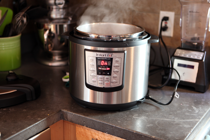 An Instant Pot newb seeks recipes.