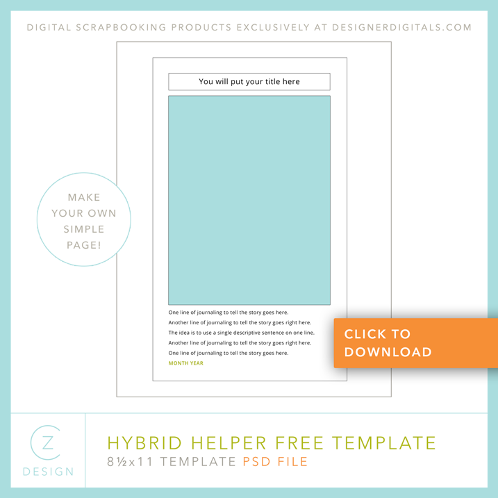 Download this free template today! Click through to learn more.