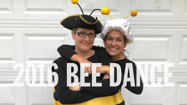 Bee Dance—2016