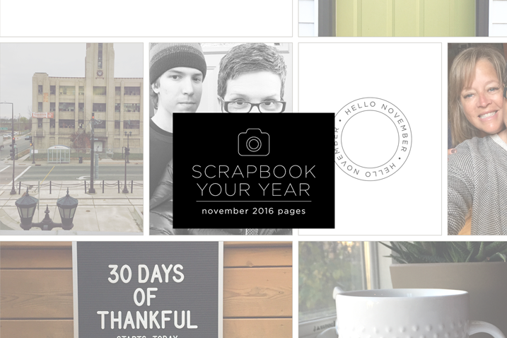 Scrapbook Your Year with Cathy Zielske.