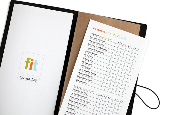Own the story of your health and fitness in 2017 with Fit, an e-course from CZ Classes.