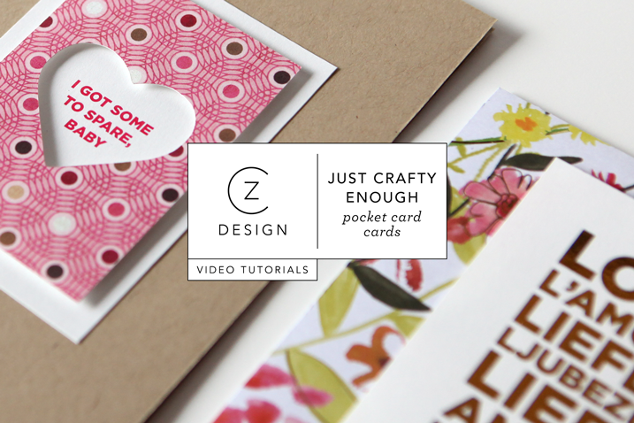 New video series: Just Crafty Enough