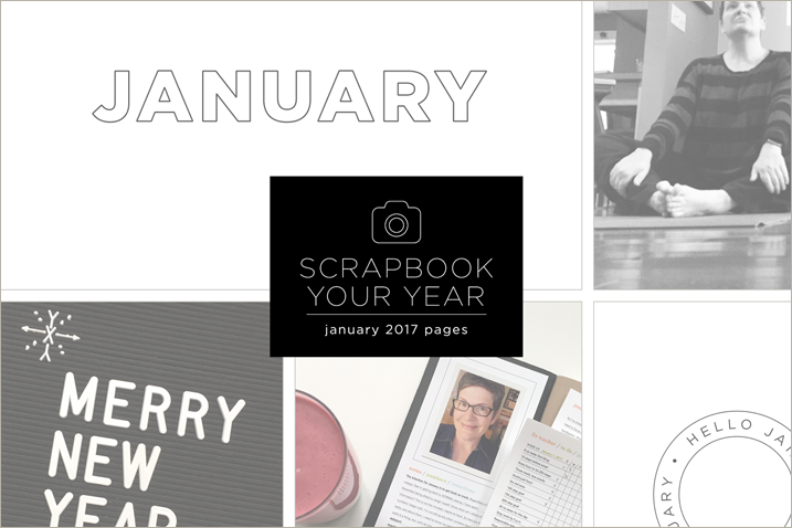 Learn to scrapbook your year the simple way with Cathy Zielske.