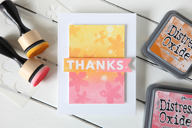 Card share: guest designing for Concord & 9th