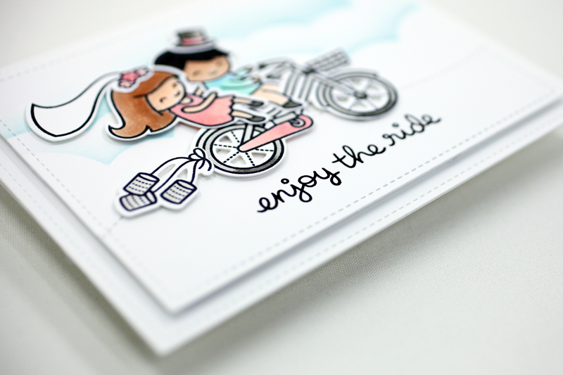 Card Share: Enjoy the Ride