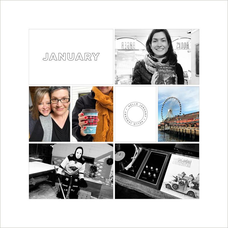 cathyzielske.com | scrapbook your year e-course
