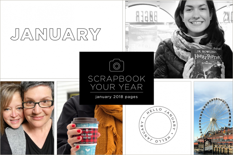 cathyzielske.com | scrapbook your year e-course