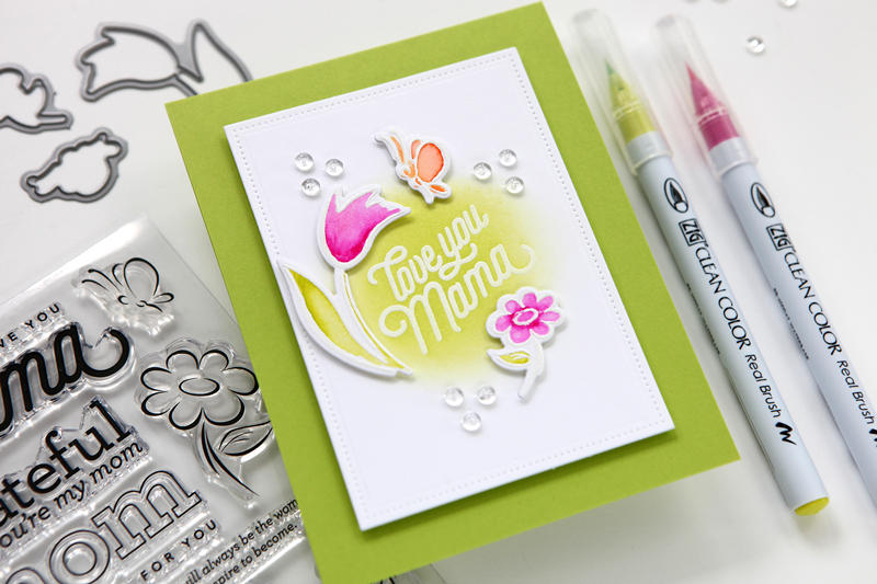 Simon Says Stamp Fluttering By Blog Hop