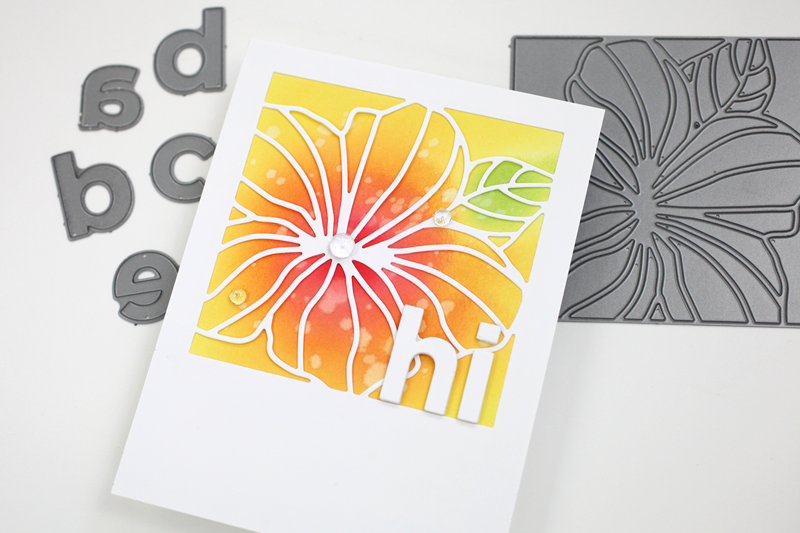 Simon Says Stamp Good Vibes Release Blog Hop (Card Share + Video)