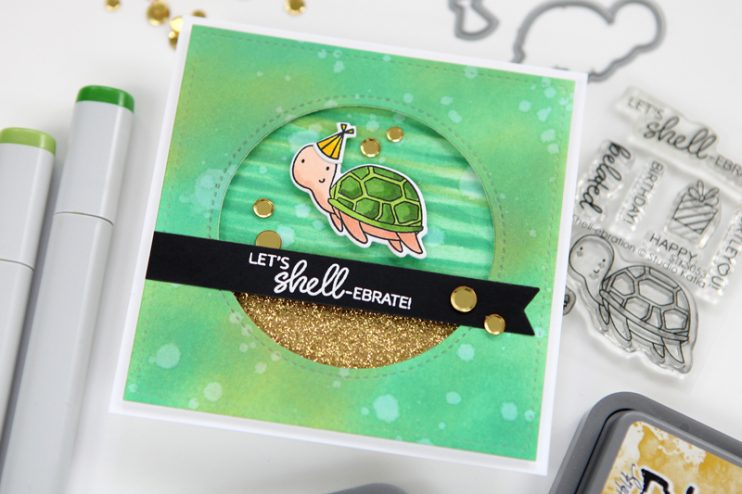 Simple cards at cathyzielske.com