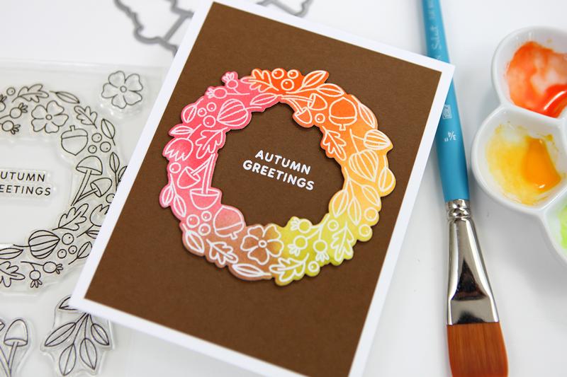Pretty Pink Posh Autumn Card Projects