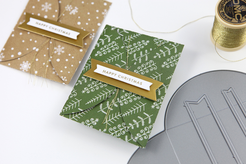 Simple Gift Card or Money Holders