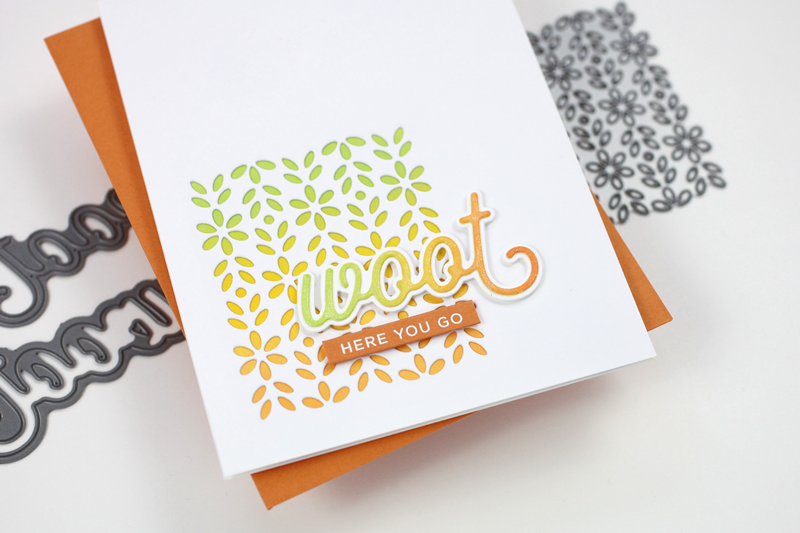 Woot Graduation Card (a tutorial with some mistakes, because why not?)