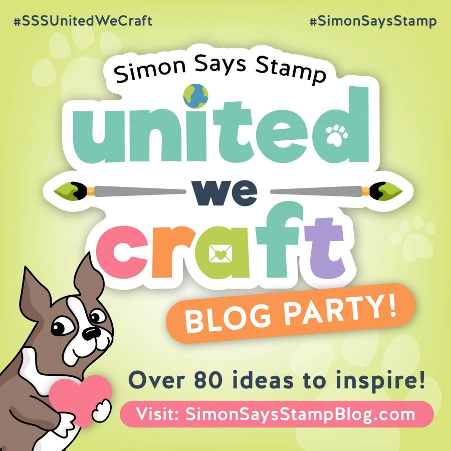 Simon Says Stamp United We Craft Blog Party