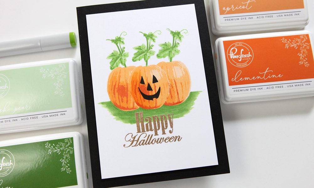 Today's STAMPtember® exclusive is from Kitchen Sink Stamps
