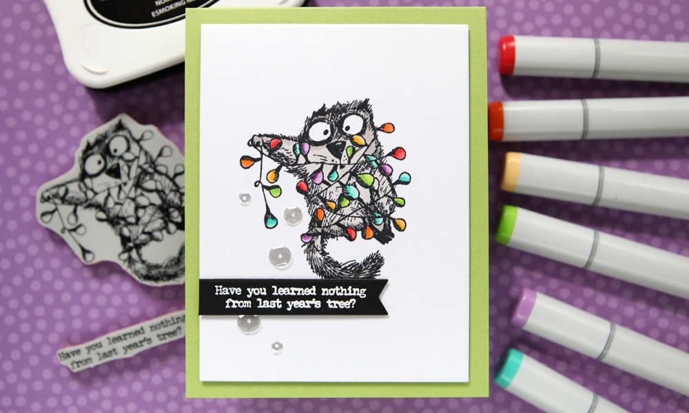 Today's STAMPtember® exclusive is from our wonderful friend Tim Holtz!