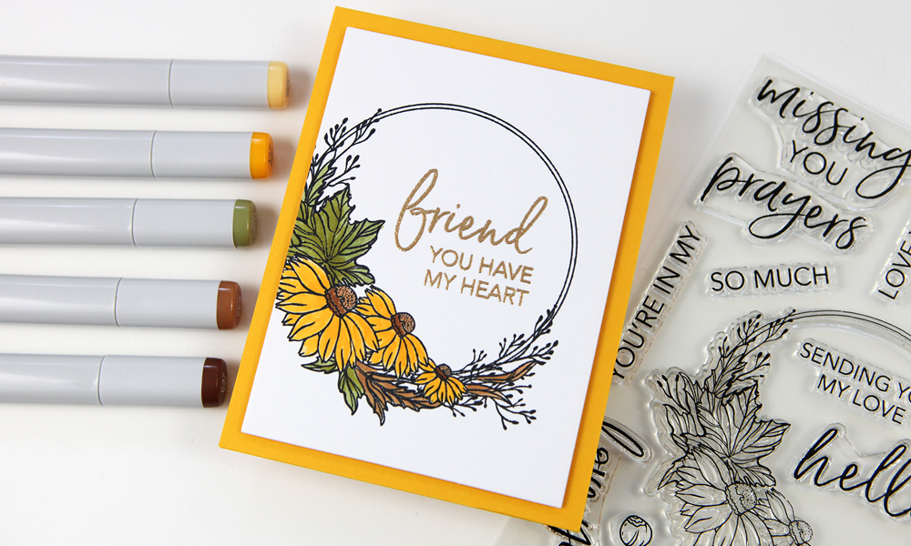 The STAMPtember® exclusive with Honey Bee Stamps!