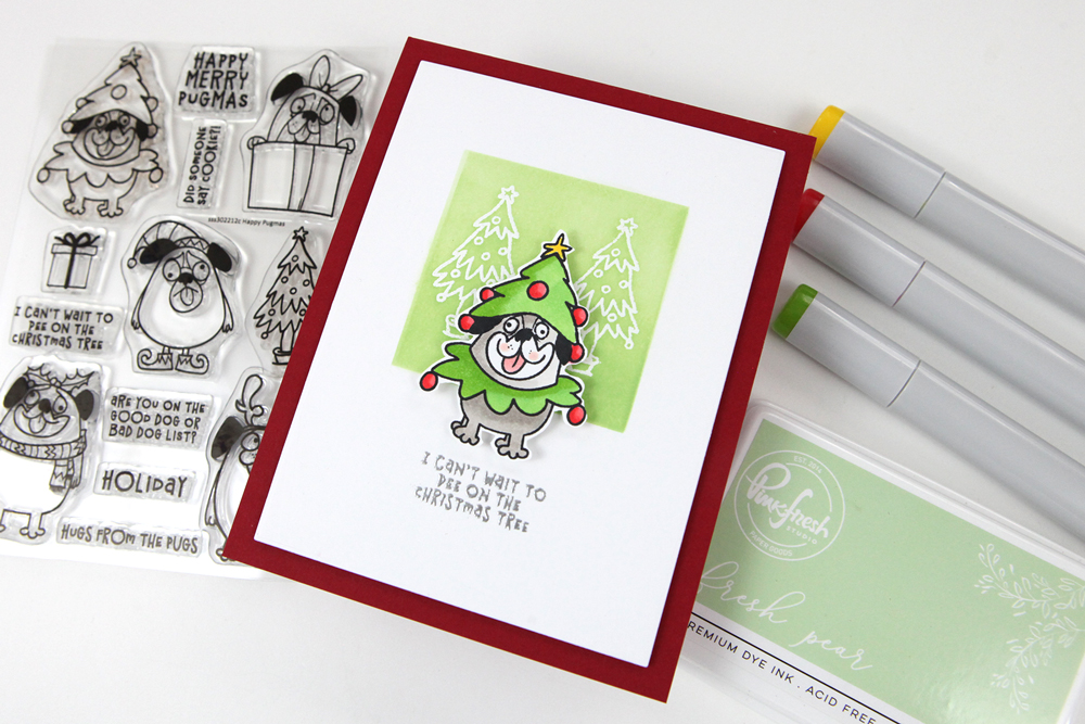 Today's STAMPtember® exclusive is from Whimsy Stamps!