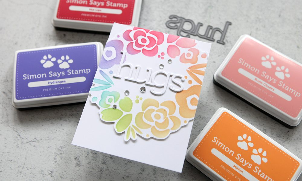 A fun way to use your stenciled images