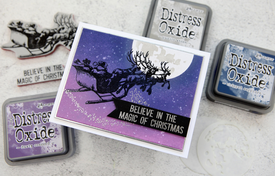 The Tim Holtz STAMPtember® exclusive! Get it while it's hot. They won't last!