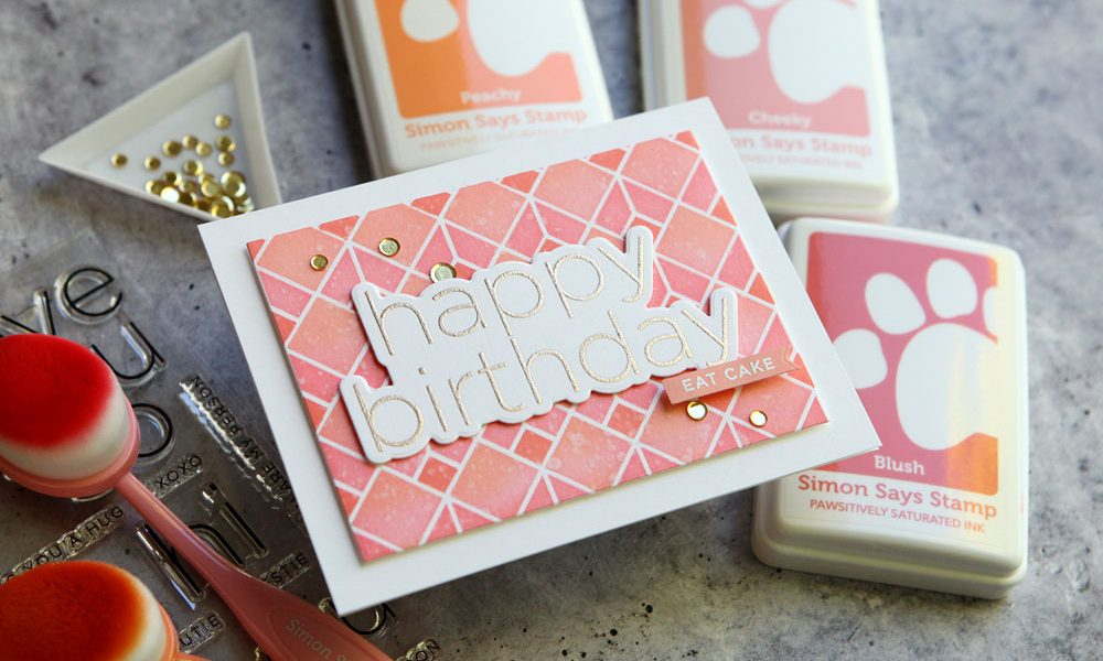 New Stamps, Now What? Layered Stencils, Stamps, Mistakes and more!