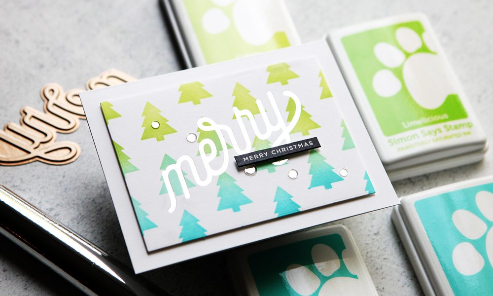 Have you tried hot foiling? I'm sharing my first attempt at it today!