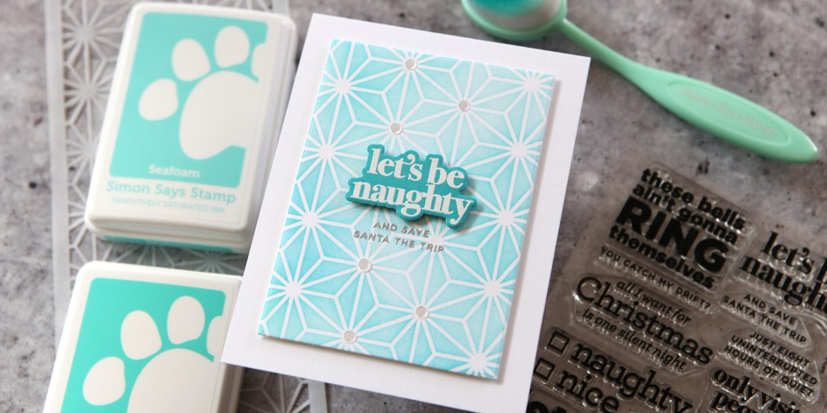Two ideas for sassy holiday cards!