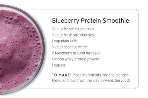 Smoothie Card