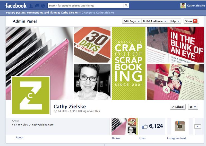create your own custom facebook cover photo using my free template video tutorial cz design. Black Bedroom Furniture Sets. Home Design Ideas